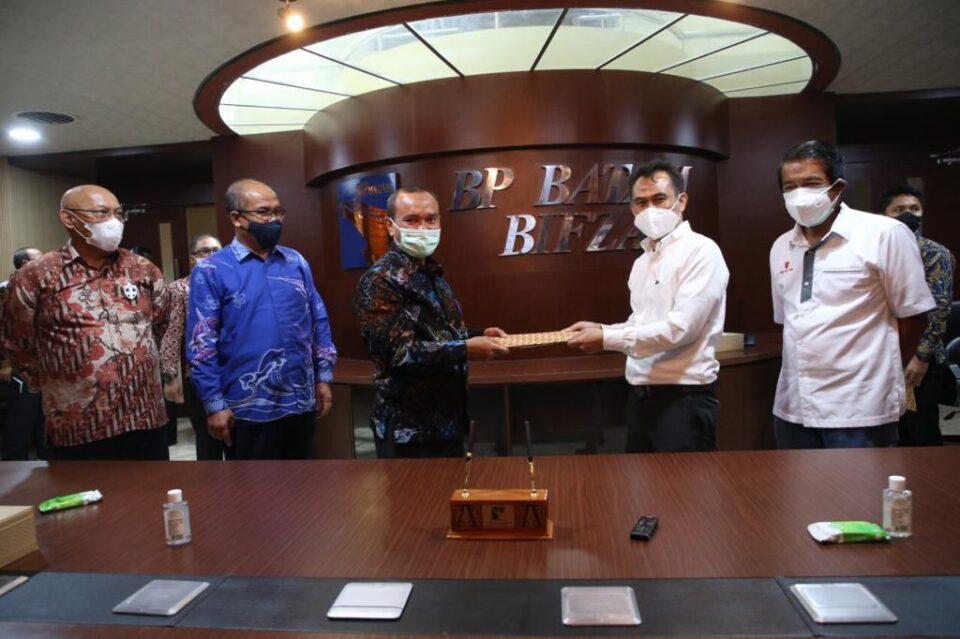 BP Batam dan Lion Air Tandatangani Addendum Sewa Lahan MRO Batam Aero Technic (hms)