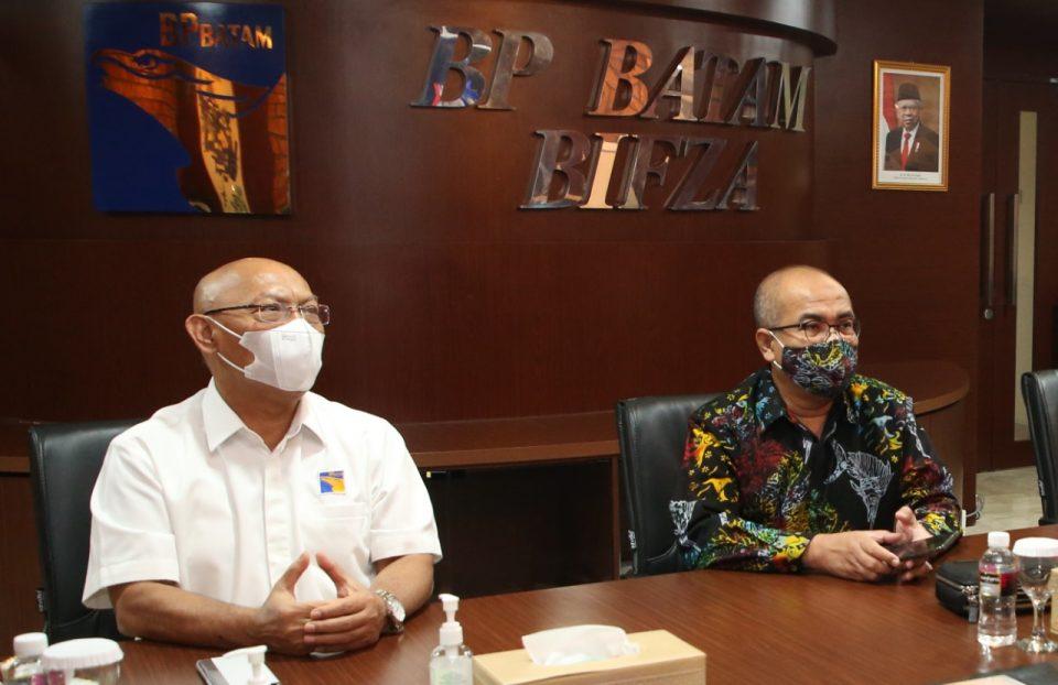 BP Batam Kembali Raih Opini WTP, Lima Kali Berturut-Turut (foto : hms)